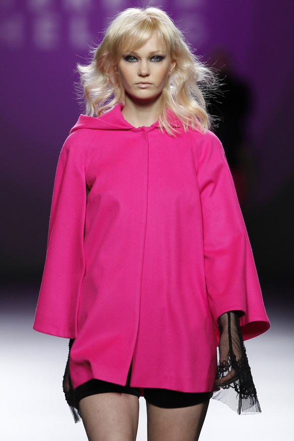 Madrid Fashion Week A/W 2012: Teresa Helbig. Изображение № 10.
