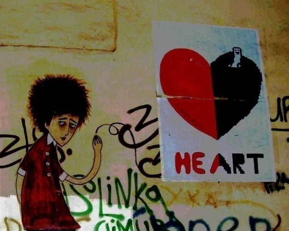 Граффити Петербурга. Изображение № 21.