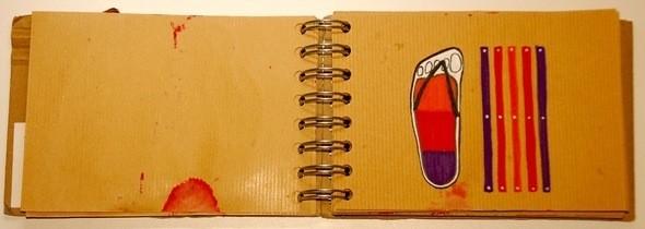 Изображение 12. Блокнот португальского дизайнера Gustavo Costa.. Изображение № 12.