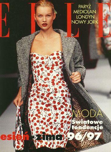 Кейт Мосс, наобложках главных модных журналов планеты. Изображение № 15.
