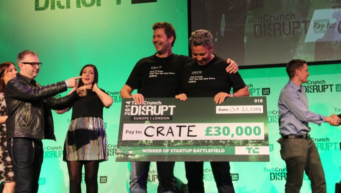 Объявлен победитель TechCrunch Disrupt Europe. Изображение № 1.