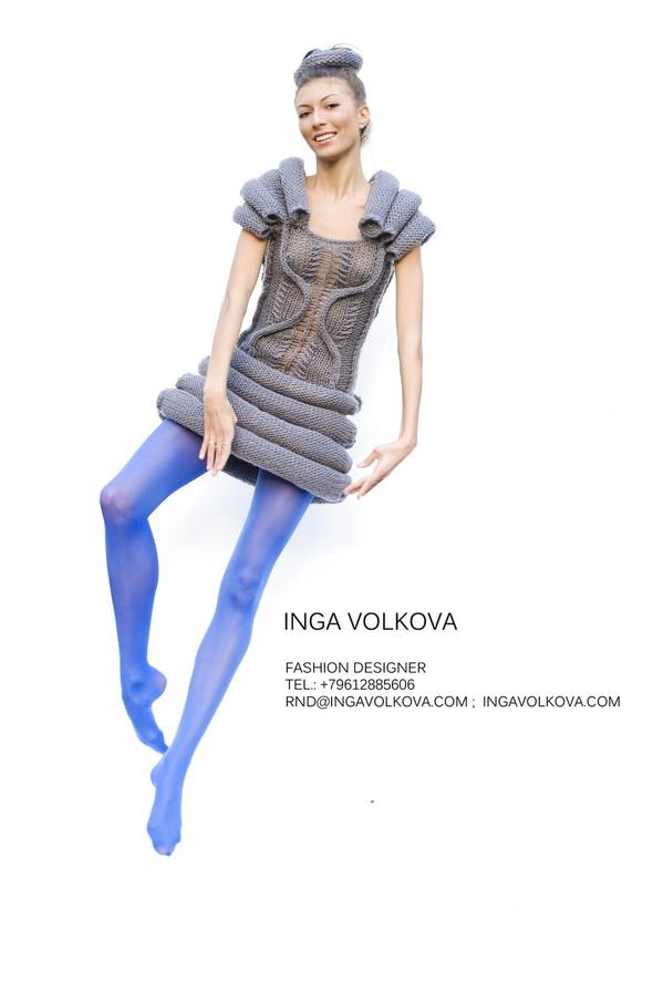 Лукбук INGA VOLKOVA 2011 womens. Изображение № 2.
