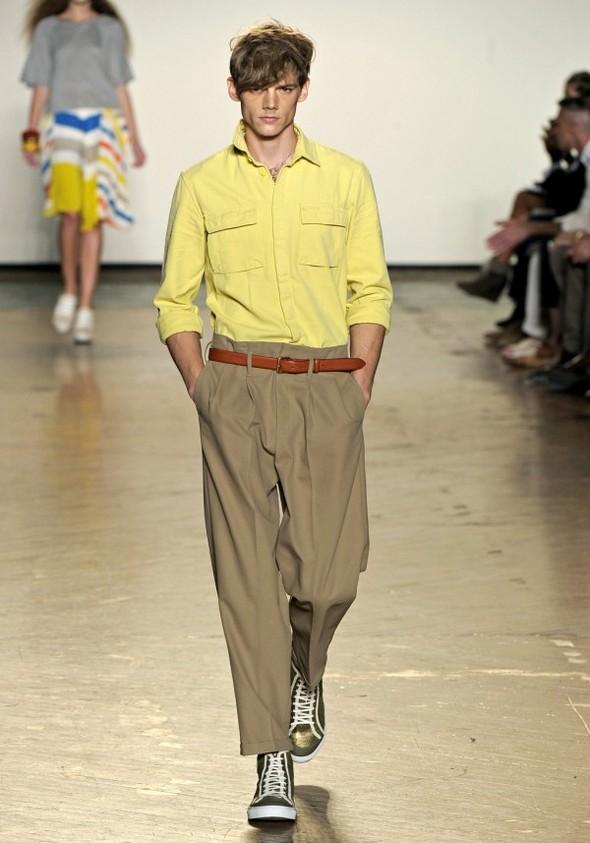 NY Fashion Week \ Spring 2011. Изображение № 43.
