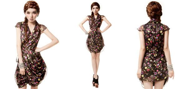 Платье - 4000. Изображение № 23.