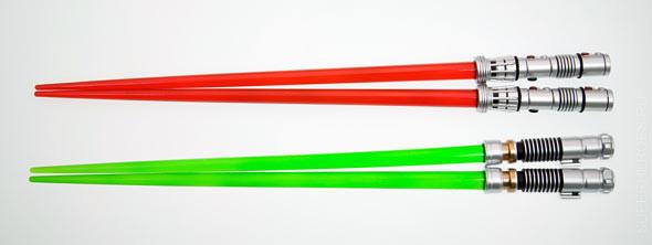 Палочки для еды в стиле Star Wars. Изображение № 1.