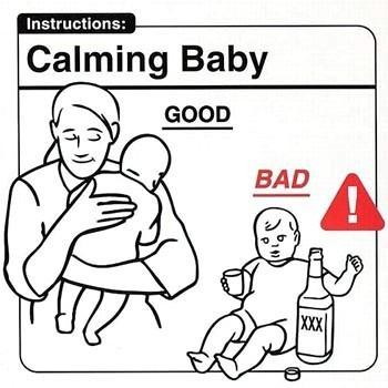 Инструкция поэксплуатации младенца. Изображение № 20.