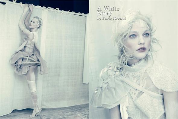 Snow White: Модные съемки к выходу «Ледникового периода». Изображение № 39.