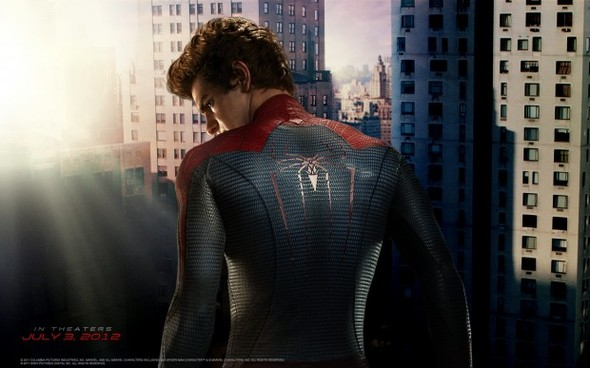 Новые фото и сайт перезапущенного «Человека-паука». Изображение № 1.