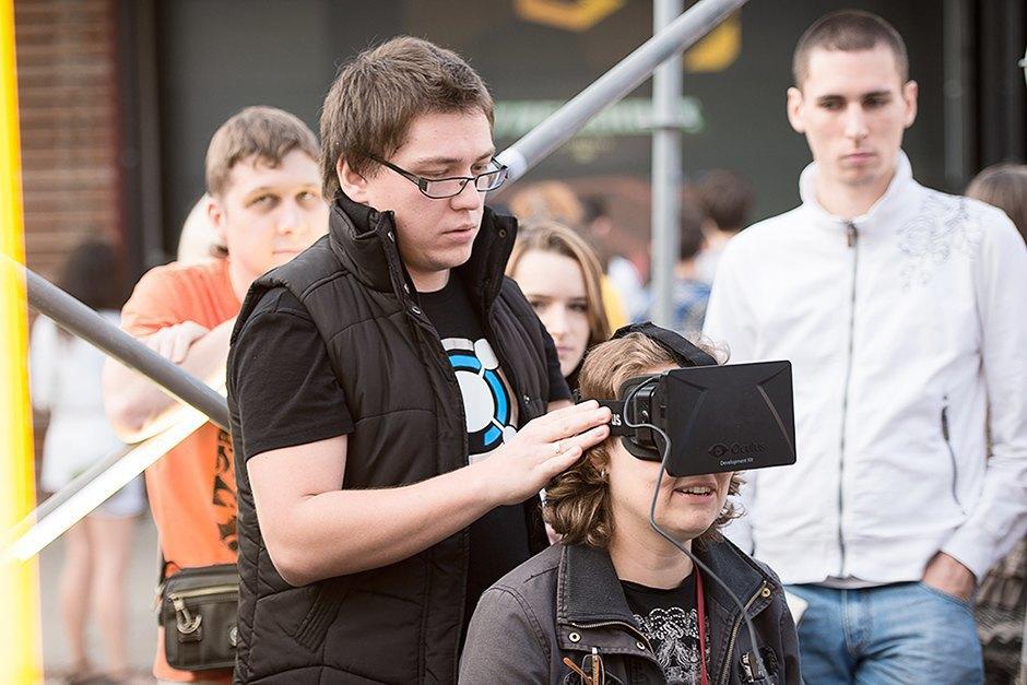 Экспериментальный день видеоигровой выставки Strelkraft. Изображение № 10.