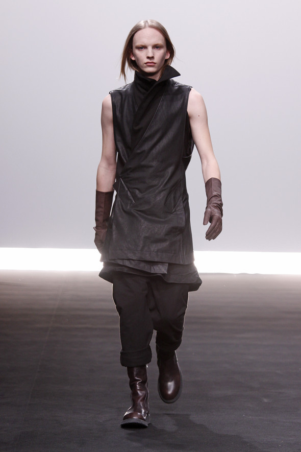 Rick Owens Fall Winter 2009 2010. Изображение № 20.