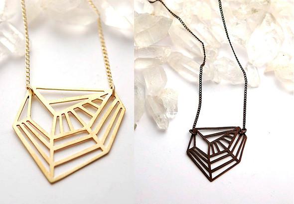 Stone & Honey: магия геометрии. Изображение № 4.