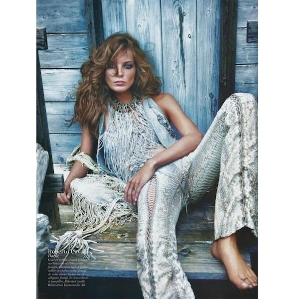 Изображение 55. Съемки: Harper's Bazaar, Industrie, Vogue и другие.. Изображение № 102.