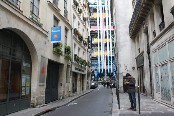 A Paris. Заметки путешественника. Изображение № 4.