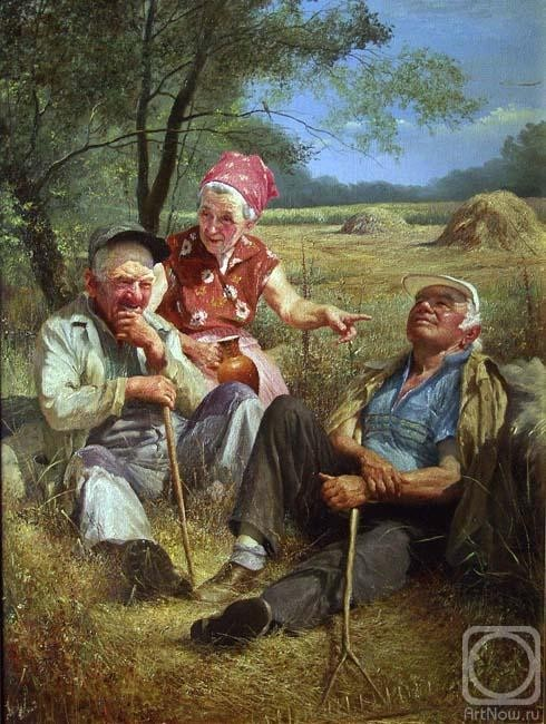 Крапоух Юрий «Душевная простота». Изображение № 6.