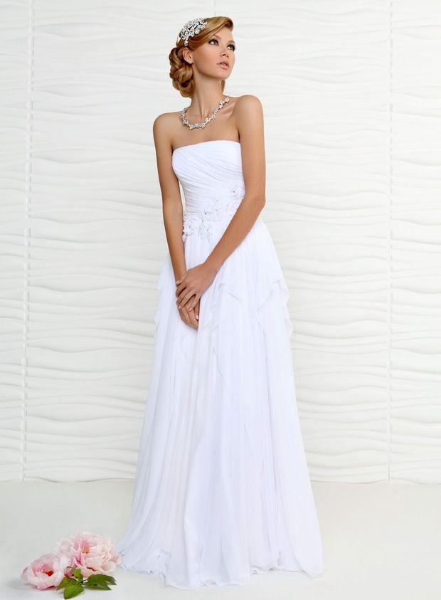 Свадебная Коллекция  от дизайнера Татьяна Каплун-Kookla 2013 ( Simple White ). Изображение №3.