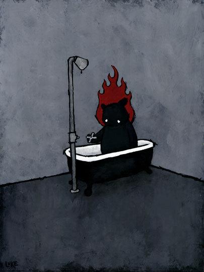 LUKE CHUEH – несправедливый взрослый мир. Изображение № 6.
