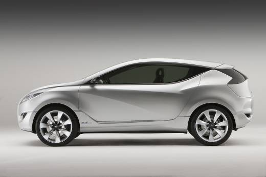 Hyundai Nuvis. Изображение № 1.