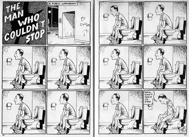 5 психоделических комиксов. Изображение № 8.
