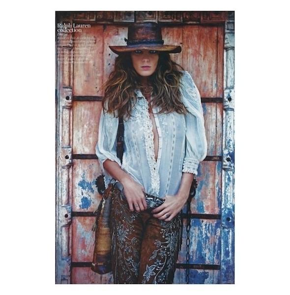 Изображение 56. Съемки: Harper's Bazaar, Industrie, Vogue и другие.. Изображение № 103.