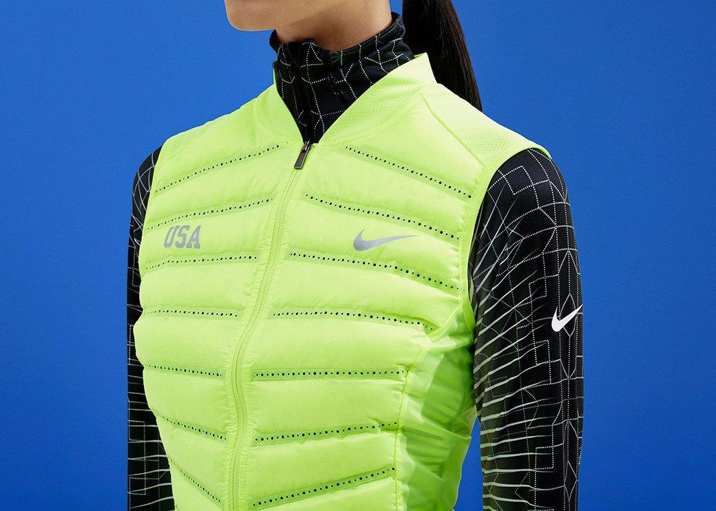Кен Блэк из Nike сделал самую красивую олимпийскую форму. Изображение № 2.