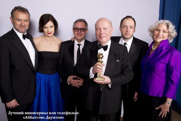 «Золотой глобус-2012»: победители. Изображение № 24.