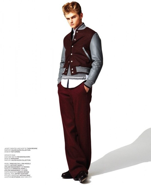 Taras Koltun для BlackBook Magazine. Изображение № 10.