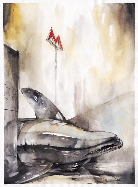 Изображение 7. Иллюстратор Reey Whaar .. Изображение № 7.