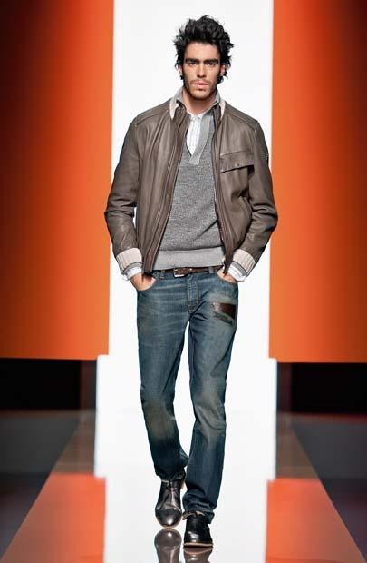 Новости ЦУМа: Коллекция мужской одежды Boss Orange осень-зима 2012-13. Изображение № 17.