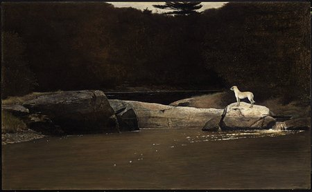 Andrew Wyeth- живопись длясозерцания иразмышления. Изображение № 12.