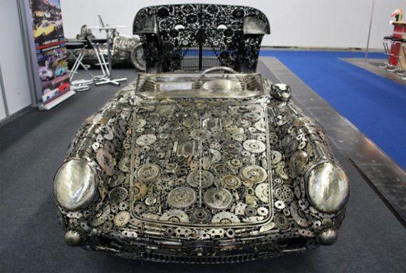 Серия необычных авто от Giganten Aus Stahl. Изображение № 8.