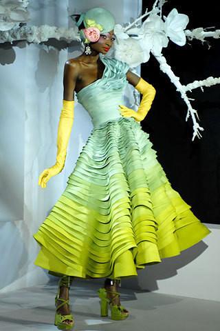 Изображение 25. Dior.Couture.. Изображение № 25.