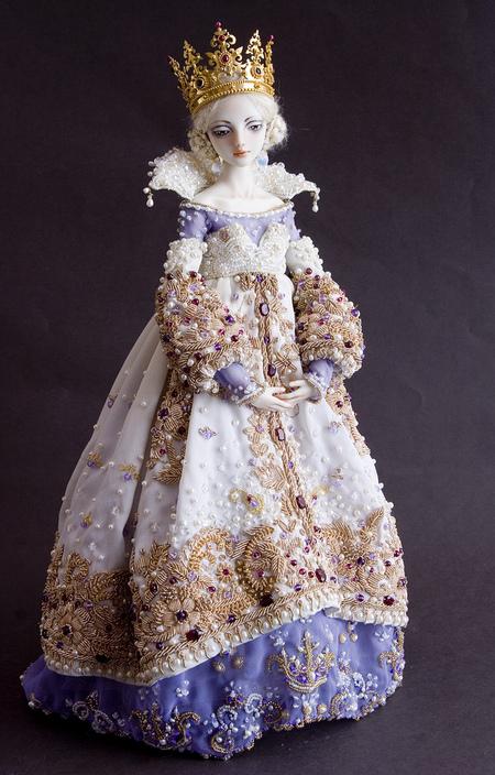 «Живые» куклы Марины Бычковой. Изображение № 41.