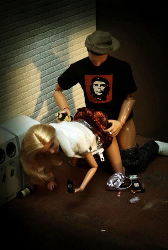 Кровавая оргия от Барби. Изображение № 22.