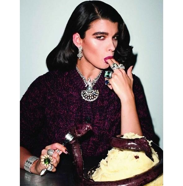 5 новых съемок: Harper's Bazaar, i-D, Numero и другие. Изображение № 42.