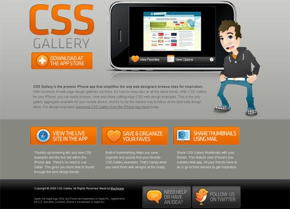 Персонажи в дизайне сайтов. Изображение № 28.