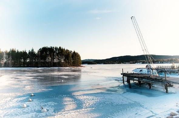Озеро Сильян в районе города Мура. Изображение № 62.