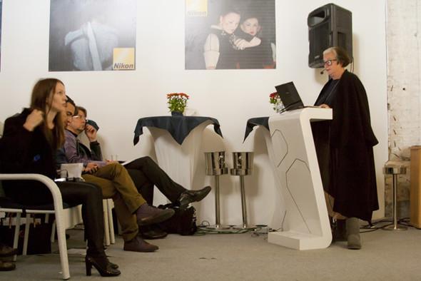 Фотоотчет о семинаре Лидевью Эделькорт в Киеве. Изображение № 37.