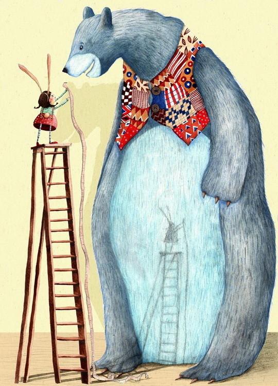 Иллюстратор Holly Clifton-Brown. Изображение № 3.
