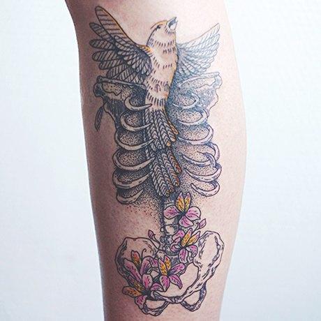 10 любимых татуировщиков Дмитрия Зеленцова. Изображение № 30.