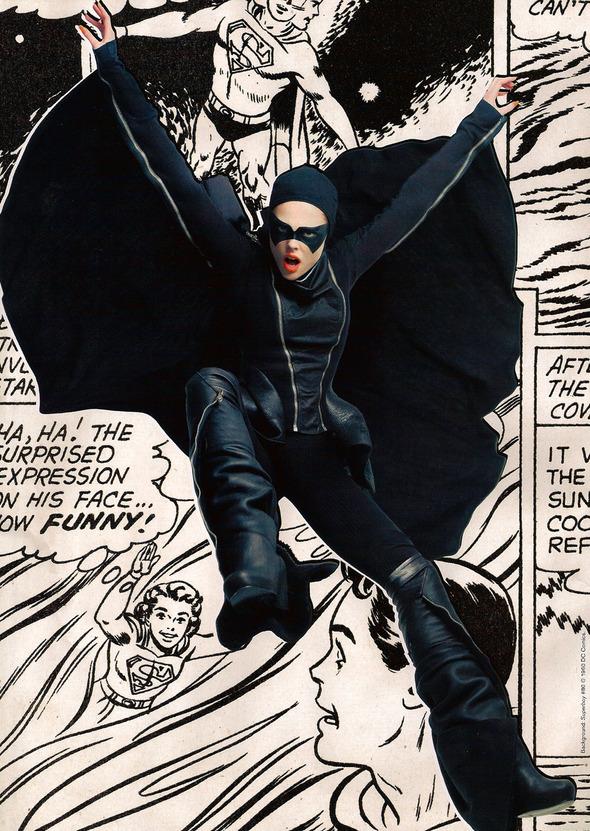 Супергерои в фотосъемках: 8 историй о тайне, подвигах и спасениях. Изображение № 27.