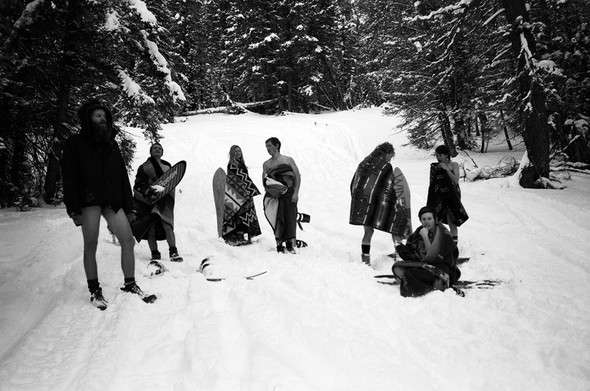9 атмосферных фотоальбомов о зиме. Изображение № 46.
