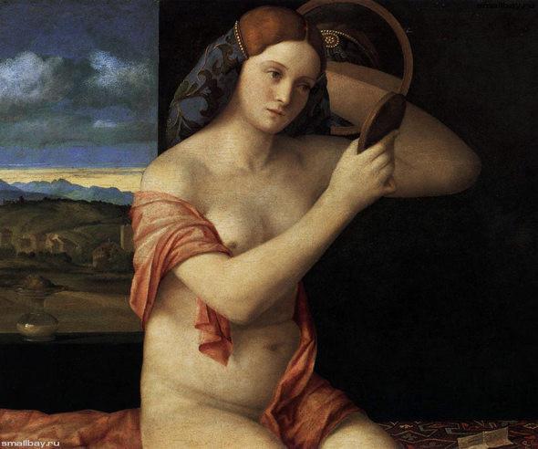 Изображение 10. Ренессанс: Живопись художников.. Изображение № 1.