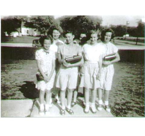 Фотография 1948 года. Изображение №4.