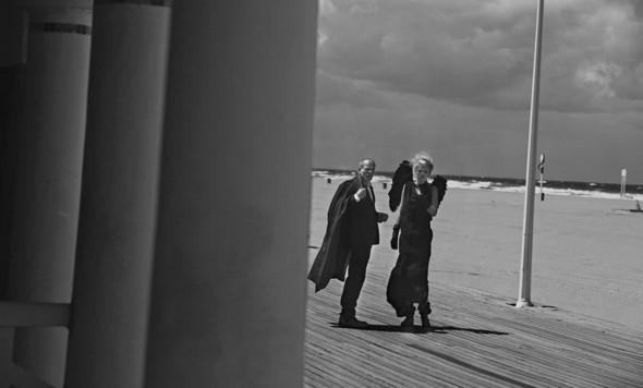Съёмка: Дафне Гренвельд и Паскаль Греггори в объективе Питера Линдберга. Изображение № 6.