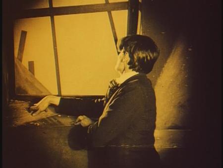 «Кабинет доктора Калигари»Роберт Вине. триллер, 1919. Изображение № 3.