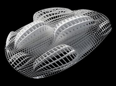 Архитектурный морфогенез MRGD. Изображение № 43.