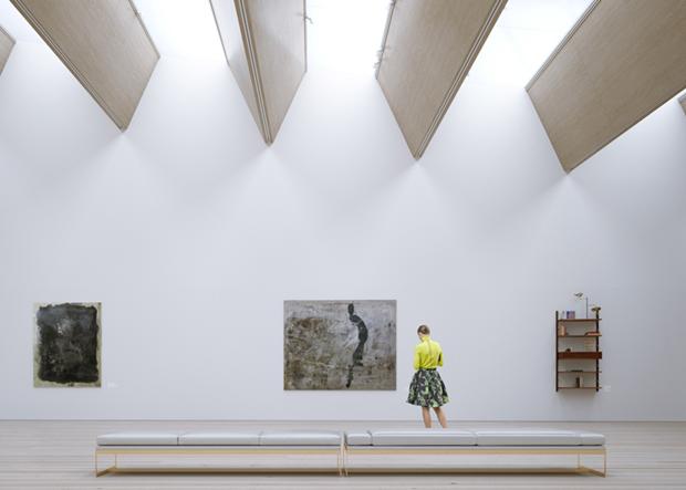 Показан проект Музея Гуггенхайма в Хельсинки . Изображение № 8.