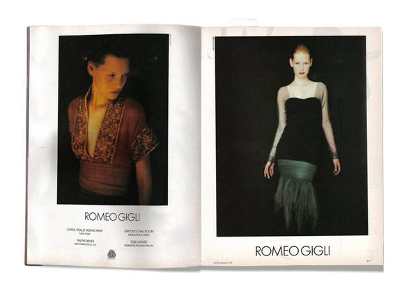 Модная фотография 80х годов. Изображение № 35.