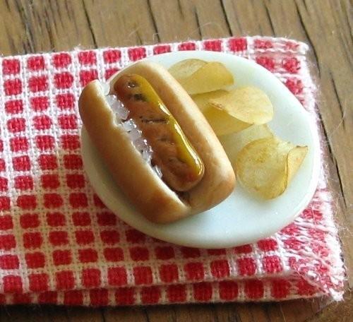 Еда в миниатюре. Изображение № 4.
