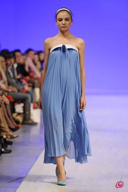 Ukrainian Fashion Week 2011: Елена Даць, Анна Бублик. Изображение № 6.